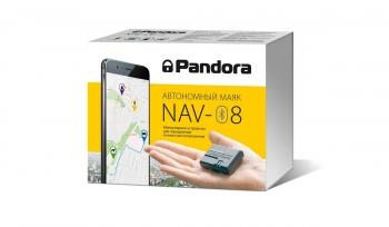 Поисково-охранная система Pandora NAV-08 (маяк-закладка)